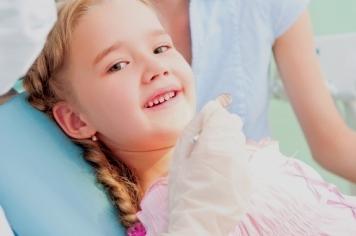 Die Zahn-Matrizen sind auch für Kinder bestens geeignet