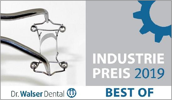The two new inventions of tooth matrices were awarded Best of 2019