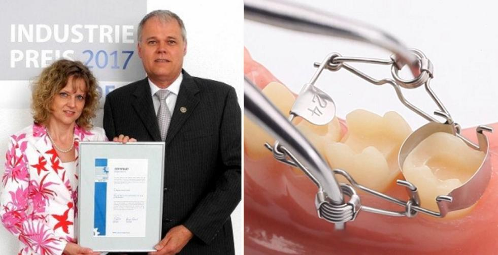 Best of in the medical engineering category of the 2017 national INDUSTRIEPREIS award and about the many other recognitions the company has received in its almost 70-year history